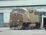 ATSF GP60M 151