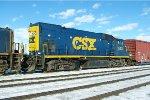 CSX GP15-1 1553