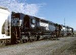NS SD40 1581