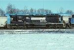 NS SD40 1592