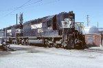 NS SD40 1613