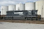 NS SD40 1621