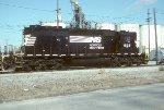 NS SD40-2 1626