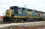 CSX GP38-3 2010