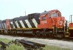 Soo Line GP40 2032