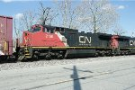 CN C40-8W 2158
