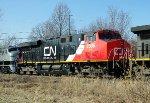CN ES44DC 2306