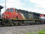 CN ES44DC 2307