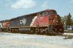 CN C40-8M 2447