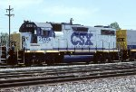 CSX GP38-2 2503