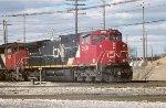 CN C44-9W 2508