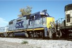 CSX GP38-2 2511