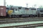 CSX GP38-2 2570