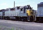 CSX GP38-2 2577