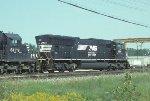 NS SD70M 2614