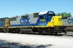 CSX GP38-2 2783