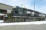 NS GP40-2 3027