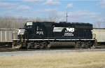 UP SD70ACe-T4 3033