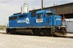 NS GP40-2 3063