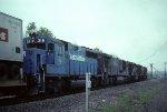 B&M GP40-2 316