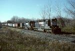 NS SD40-2 3201