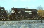 NS SD40-2 3208