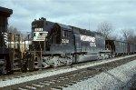 NS SD40-2 3212