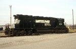 NS SD40-2 3214