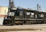 NS SD40-2 3215