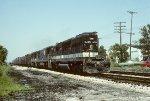 SR SD40-2 3256