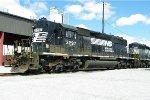 NS SD40-2 3297