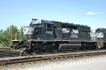 NS SD40-2 3402