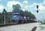 NS SD40-2 3405
