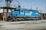 NS SD40M-2 3447