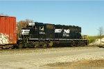 NS SD40-2 3504