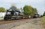 NS SD40-2 3509