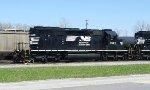 NS SD40-2 3523