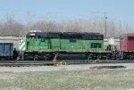 NS SD40-2 3556
