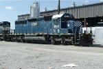 NS SD40-2 3568