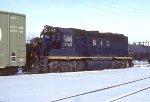B&O GP40 3745