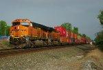BNSF ET44C4 3789