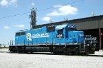 NS SD38 3818