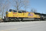 UP SD70M 3852