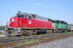 CF&E GP38-2 3887