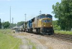 UP SD70M 3927
