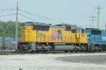 UP SD70M 3963