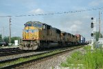 UP SD70M 4049