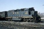 B&O GP40 4055