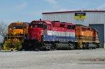 BNSF C44-9W 4056