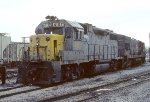 L&N GP38-2 4107